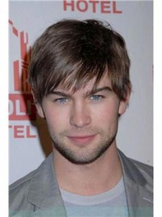 Huge selection of Men's human hair Wigs, celebrity mens wigs for men. We offer Straight Remy Human Hair Convenient Mens Wigs Real Hair Mens Hairstyles 2018, Haircuts For Men, Straight Hairstyles, Men's Hairstyles, Fringe Hairstyles, Undercut Hairstyle, Short Textured Hair, Short Straight Hair, Thick Hair