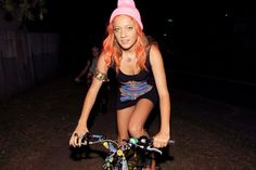 Minkpink's Girls on Bikes Lookbook - 2013