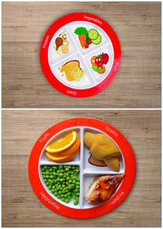 hello, Wonderful - MEAL PLANNING PLATES FROM SUPER HEALTHY KIDS