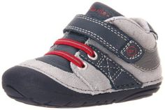 Stride Rite SRT SM Julien Oxford (Infant/Toddler) Stride Rite. $36.40. Rubber sole. Features of this item include: SRT, Sensory Response Technology. leather. Fit: True to Size. Upper: Leather/Suede