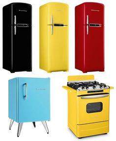 vintage electrodomesticos | ... seguinte mostramos alguns electrodomésticos da linha Brastemp retro