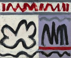 Raymond Hendler, No. 10, 1959  Oil on canvas