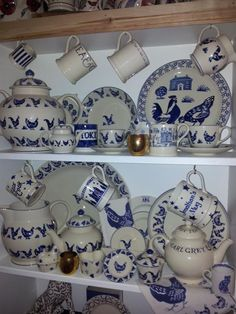 Blue & White Emma Bridgewater Collection