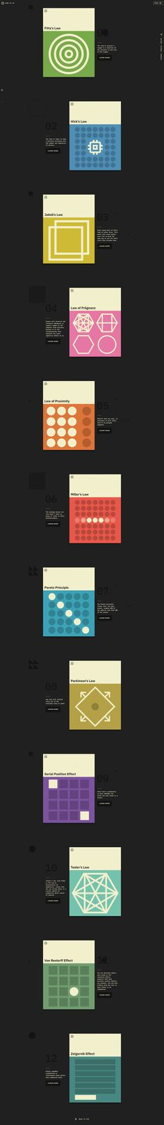 Laws of UX is a collection of the maxims and principles that designers can consider when building user interfaces. User Experience, User Interface, Bar Chart, Law, Graphics, Design, Graphic Design, Bar Graphs