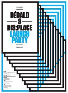 Dédalo Magazine nº8 Dis:place on Behance