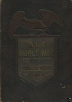 Original Minnesota History World War I Watonwan County 1917 1919 | eBay