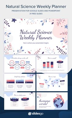 Cute Powerpoint Templates, Free Powerpoint Presentations, Powerpoint Slide Designs, Powerpoint Themes, Powerpoint Help, Study Planner, Weekly Planner, Presentation Design, Presentation Templates