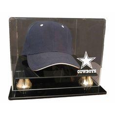 Dallas Cowboys NFL Cap Display Case