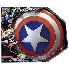 Os Vingadores - Escudo Lançador Capitão América (vários modelos)