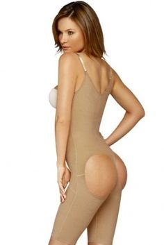 303 Leonisa Derriere Lift Compression Body Shaper - Classic Shapewear