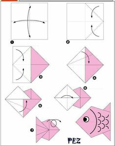 origami origami tutorial origami easy origami flowers origami paso a paso origam. origami origami tutorial origami easy origami flowers origami paso a paso origami paper Origami Design, Origami Fish Easy, Easy Origami Flower, Easy Origami For Kids, Instruções Origami, Origami Yoda, Origami Ball, Origami Folding, Useful Origami