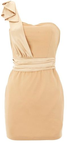 #alice257891 #One Shoulder Dress #shoulderfashion http://pinterest.com/alice257891 www.2dayslook.com