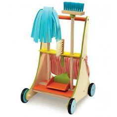 Zestaw do sprzątania - idealny na wiosenne porządki na tarasie  :-)
