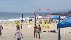 Plane Crash on California Beach Sends Boy to Hospital.