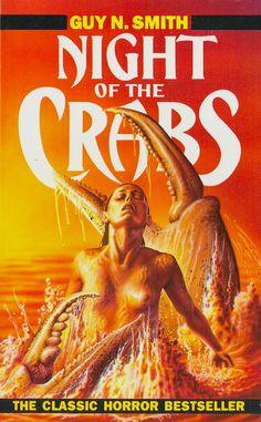 The Horror of Guy N Smith - Flashbak Horror Books, Sci Fi Books, Cool Books, Horror Art, Fantasy Art Women, Dark Fantasy Art, Arte Do Pulp Fiction, Fantasy Female Warrior, Waifu Material