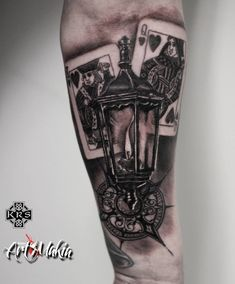 Cards Tattoo By Krzysztof Limited Availability at New testament tattoo studio