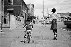 "Jamel Shabazz ""A Time of Innocence"", Flatbush, 1980"
