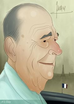 Jacques Chirac  29 November 1932  Paris, France  Happy Birthday Jacques !!!
