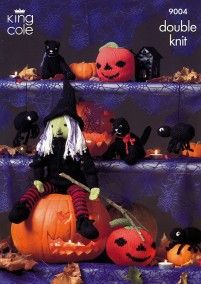 Decorate your house with these Halloween treats from King Cole!
