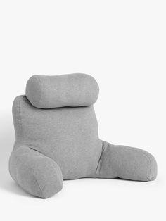 Best Neck Pillow, Neck Pillow Travel, Aesthetic Body, John Lewis Shops, Comfortable Pillows, Support Pillows, Pillow Reviews, Reading In Bed, Backrest Pillow