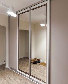 trendy bedroom closet sliding walk in Wardrobe Door Designs, Wardrobe Doors, Wardrobe Closet, Closet Bedroom, Home Decor Bedroom, Wallpaper Design For Bedroom, Best Bedroom Colors, Bedroom Cabinets, Lobby Design