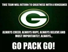 Green Bay Packers                                                                                                                                                     More
