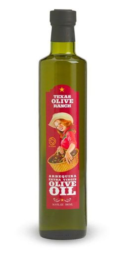 Texas Arbequina Extra Virgin Olive Oil – 500ml