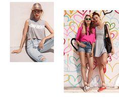 Tienes que ver lo mejor de ropa moda mujer H&M. Gracias a catalogosdetiendas, descubrirás el nuevo catálogo H&M primavera-verano 2017