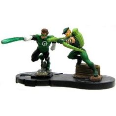 Green Lantern and Green Arrow. #51. The Brave and the Bold set.