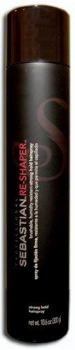 Sebastian Re-Shaper Strong Hold Hair Spray 10.6 oz / 300g HUMIDITY RESISTANCE  #Sebastian