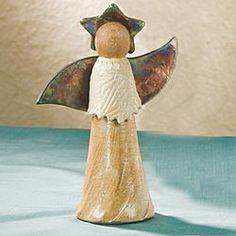 Raku Angel - Small