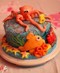 Tra torta, pastrocchi e piccoli pensieri. Happy birthday Siria.. |