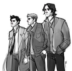 Team Free Will by viickah on deviantART
