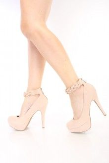 High Heels, Sexy Heels, High Heel Shoes, Cheap Platform Heels : Beige