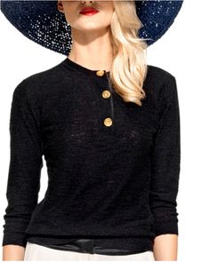 Chinena Pullover by: By Malene Birger - @Holly Elkins Elkins Hallberg from Huset-Shop