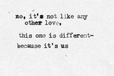 Typewritten lyrics. Hand in Glove by The Smiths.