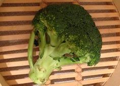 brokuł na parze