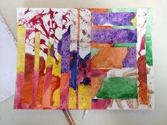 Final Watercolors 4/16/15
