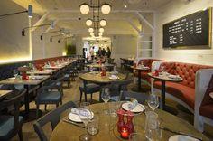 Seafood restaurant. Bouillabaisse, Mayfair. Seafood Restaurant