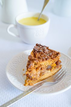 SUGARTOWN: Celozrnné hraběnčiny řezy s rakytníkem/Wholemeal spelt apple pie with raisins, walnuts and sea buckthorn