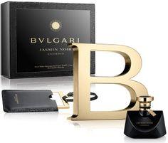 Bvlgari Jasmin Noir L'Essence Woman EdP 50 ml + зеркало подарочный набор Woman