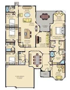Favorite Perfect One Story And 2 Br In Law Suite 5020