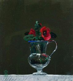 Stefan Caltia Painting Still Life, Flower Power, Zen, In This Moment, Fantasy, Glass, Paintings, Artists, Google
