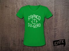 Franco du Nord pour femme – EnTK T Shirts For Women, Mens Tops, Fashion, Tricot, Woman, Moda, La Mode, Fasion, Fashion Models