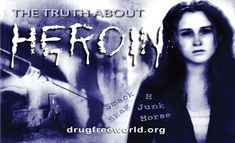 Official Foundation for a Drug-Free World, heroin, addictive, AIDS, opium, methadone, morphine, Bayer