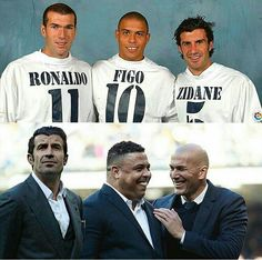 Who wants this time back Legends @realmadrid