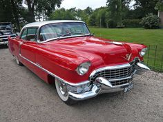 Cadillac 62 Series Coupe DeVille 1955 (1000548)