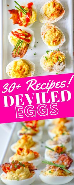 The Best Deviled Egg Recipes Ever Jonathan Alonso - Eating Right - Keto Pale. Sriracha Deviled Eggs, Keto Deviled Eggs, Thanksgiving Deviled Eggs, Thanksgiving Recipes, Honey Recipes, Egg Recipes, Southern Deviled Eggs, Perfect Boiled Egg, Devilled Eggs Recipe Best