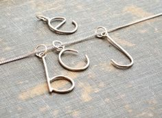 Custom Initial Necklace $20.00