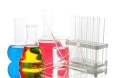 Laborgeräte: Stationenarbeit, Grafiken!